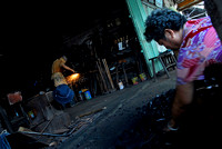 Blacksmiths of Pasir Penambang