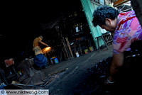 Pasir Penambang - Blacksmith